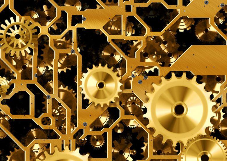 Image : Pixabay CC0 Public Domain https://pixabay.com/fr/horloge-temps-gear-engrenages-bleu-70189/