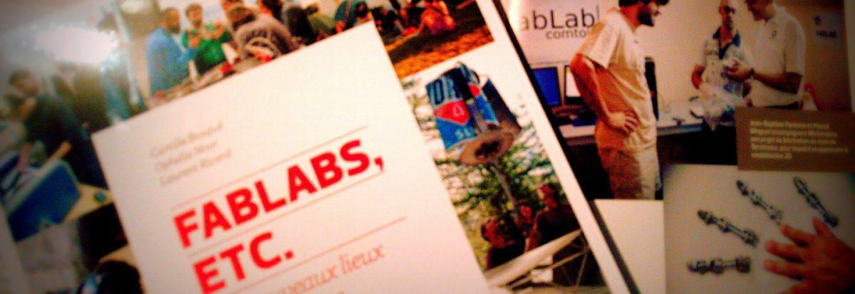 FabLabs, etc. Les nouveaux lieux de fabrication numérique.