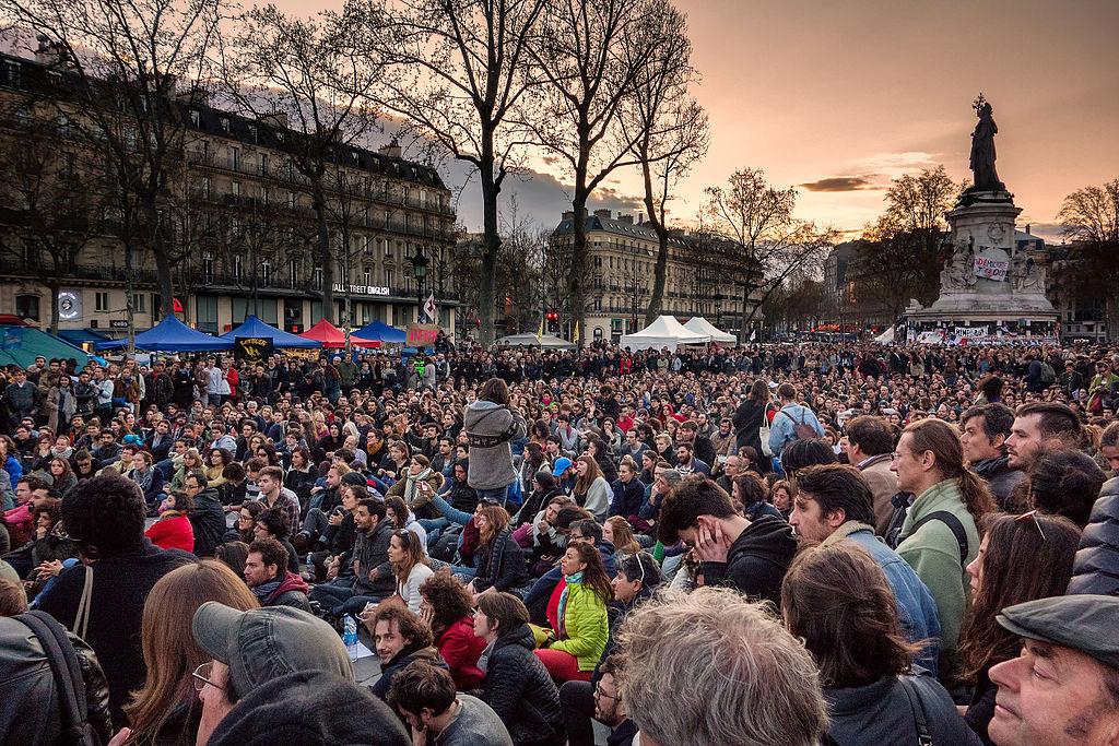 Nuit Debout et les Communs : convergence réussie ou occasion manquée ?