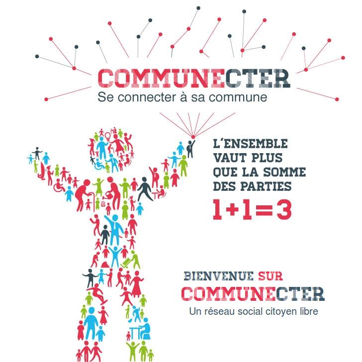 Communecter, pour se connecter à sa commune