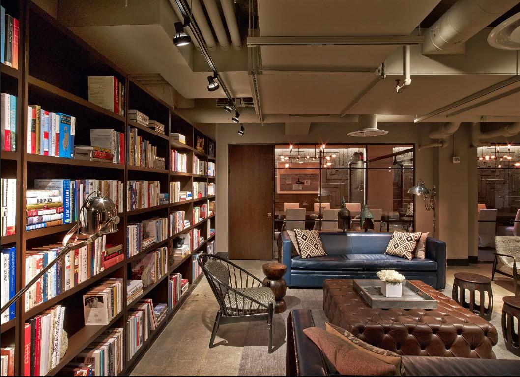 Quartier Libre, la librairie du 17e siècle 4.0
